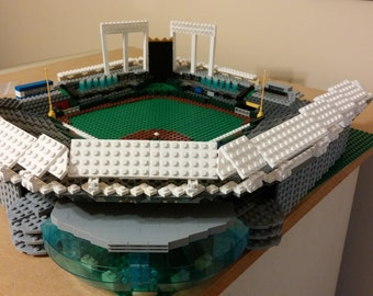 The K - Kansas City Royals' Kauffman Stadium, Brick Model