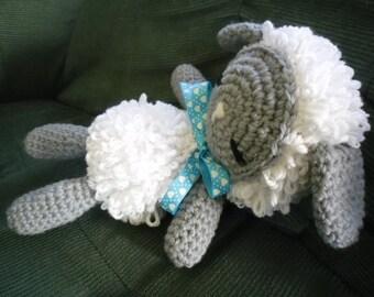 Amigurumi Sleeping Sheep : amigurumi sheep on Etsy, a global handmade and vintage ...