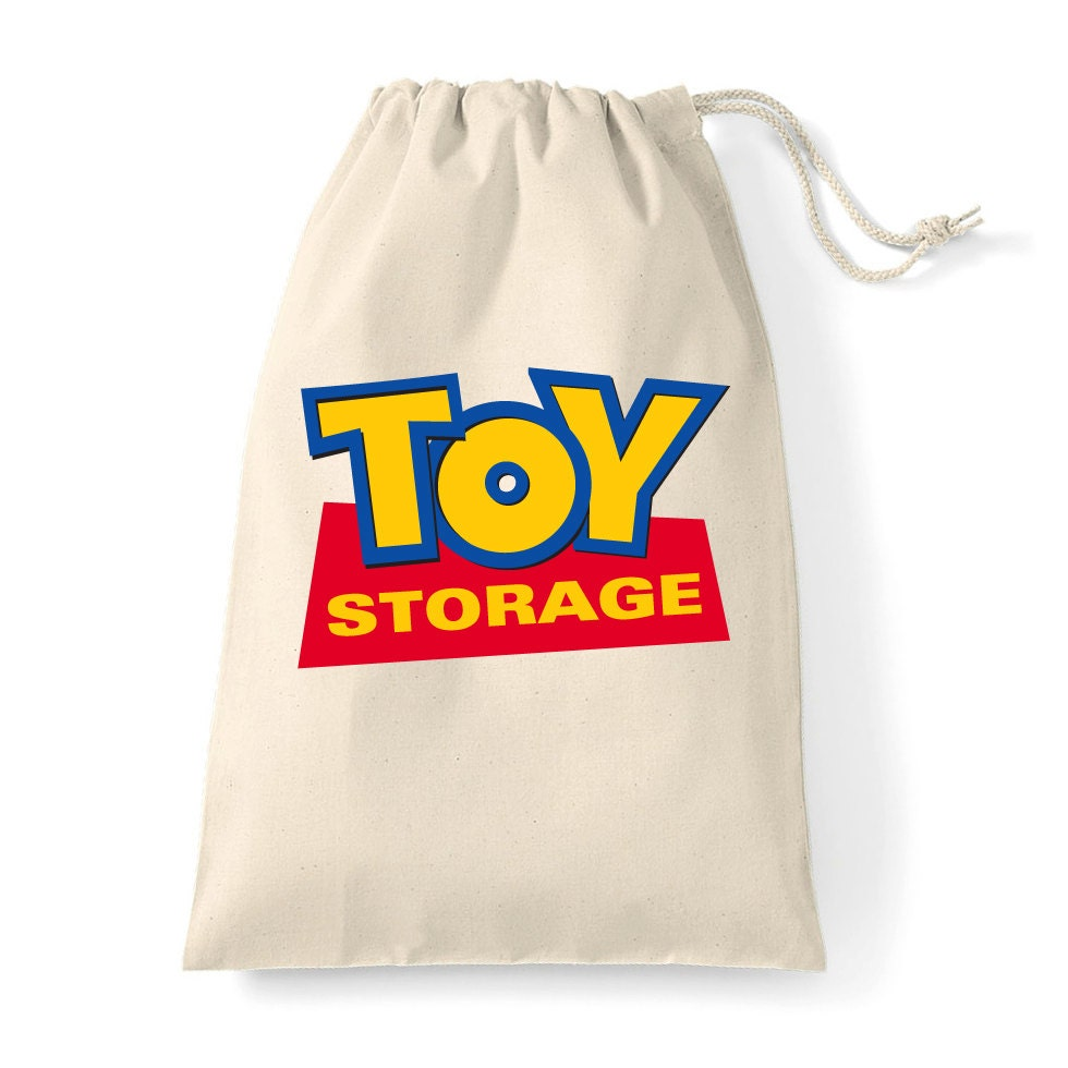 Toy Storage Extra Large Bag With Draw String 100 Cotton
