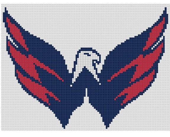 Maple Leaf Cross Stitch Pattern Counted Cross Stitch Pattern
