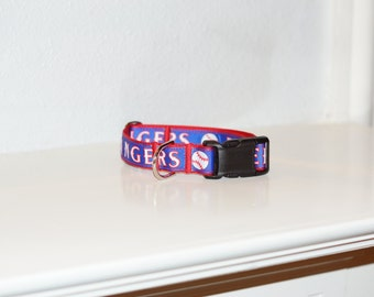 Texas Rangers Collar - 1 inch