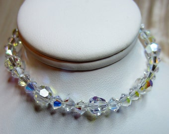 Swarovski crystal bracelet for little girls