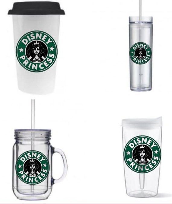 Disney Princess Starbucks Mug images Disney Princess 2017 Logo