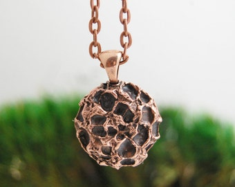 sweetgum pod pendant *nature-inspired jewelry*