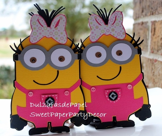 minion party girl or boy party
