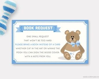 jungle book request card baby shower printable safari bring a