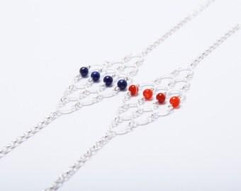 JEANNE - Silver Bracelet A925