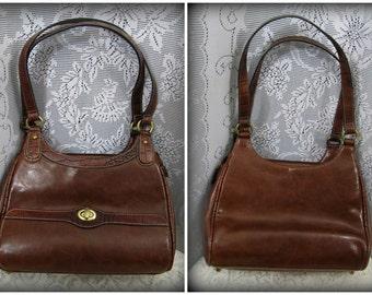 Women's purse, Western handbag, Brown purse, Cute purse, Stylish purse, Medium sized purse, Brown pocketbook