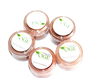 Simply-OGE Loose Mineral Foundation Powder