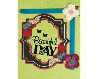 Handmade greeting card for any occasion
