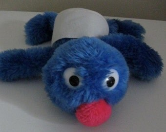 Baby Grover Muppet Plush-11 inches