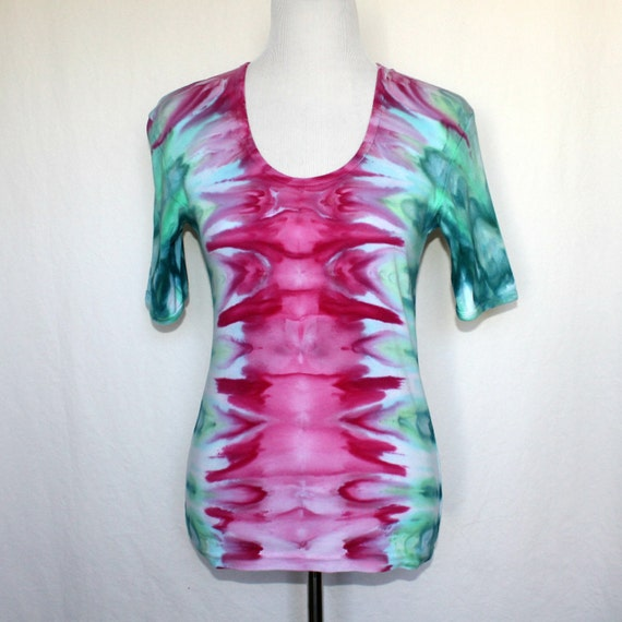 Tie Dye Shirt Womens Tye Dye Shirt Tie Dye By Humbledyedesigns