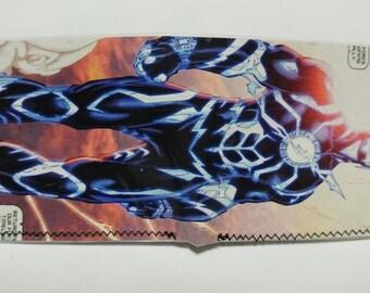 Flash 1 - comic book wallet