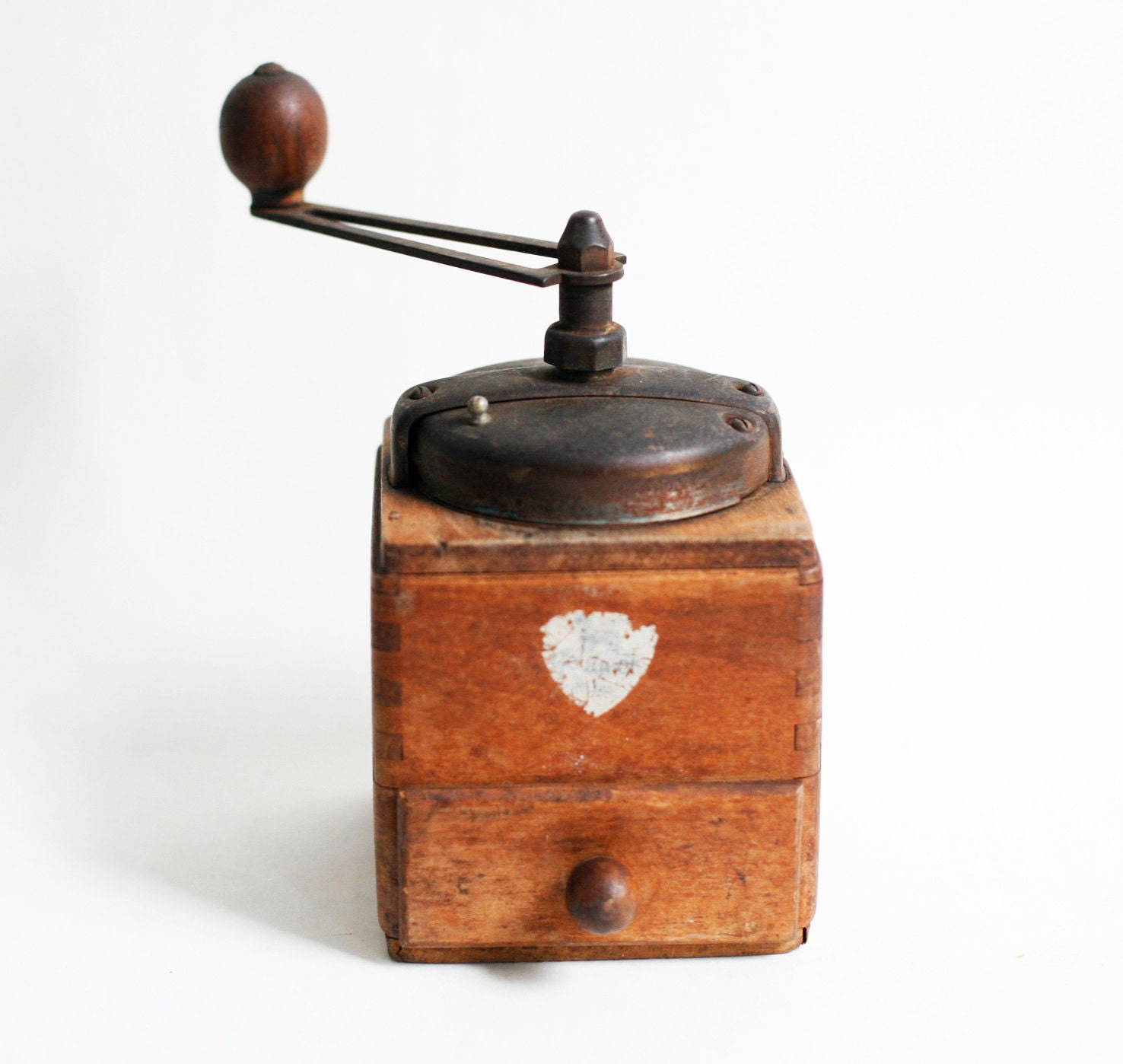 Old Coffee Grinders ~ Peugeot coffee grinder vintage french mill