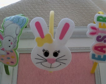Slider Headband Felties, Easter Oversized Felties You Choose