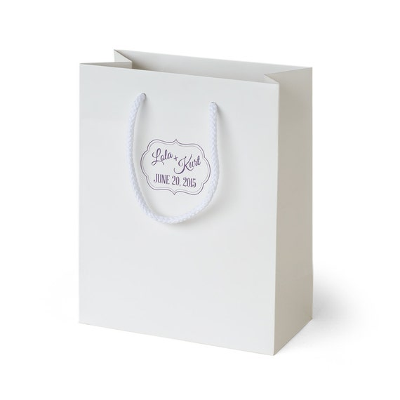 Personalised Wedding Gift Bags : favorite favorited like this item add it to your favorites to revisit ...