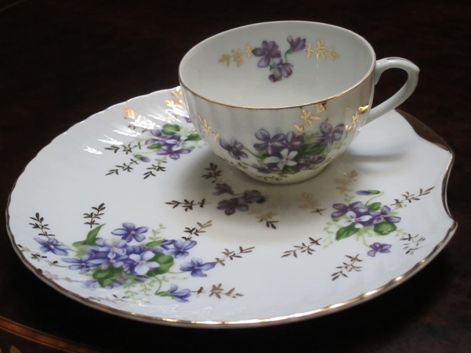 Vintage Serving Yamaka China Japan Tea Cup And By WHSelection