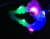Light Up Hammer Pipe with LEDs