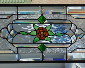 Stained Glass Window Hanging