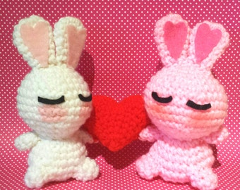 Little Love Bunnies~ *Made to Order*