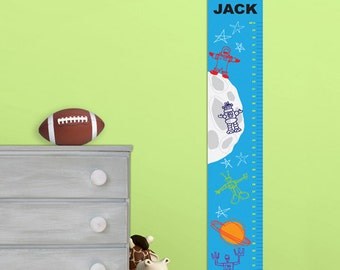 Boys Personalized Growth Chart