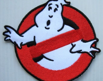 Ghostbusters Patch Etsy