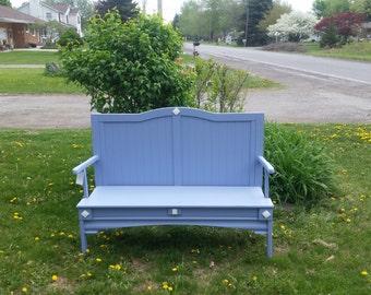 Entry way / porch bench