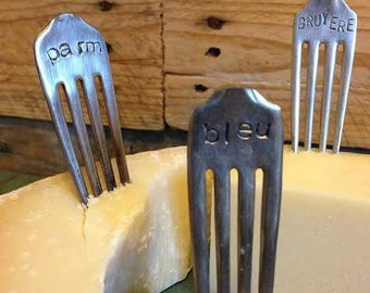 cheese markers (set of four)