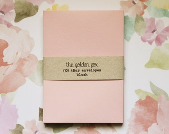 blush envelopes - A1/4Bar [10]