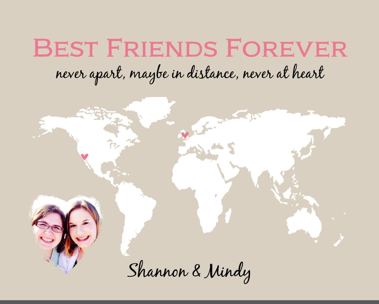 Long Distance Best Friend Birthday Gift Ideas Baik Bag