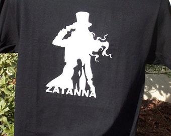 Zatanna Silhouette T-Shirt