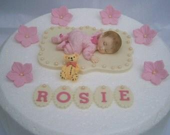Cake Toppers 1st Birthday Girl : Handmade 1st birthday cake topper   Etsy