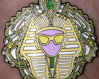 41. The Prosperous Pharaoh hatpin