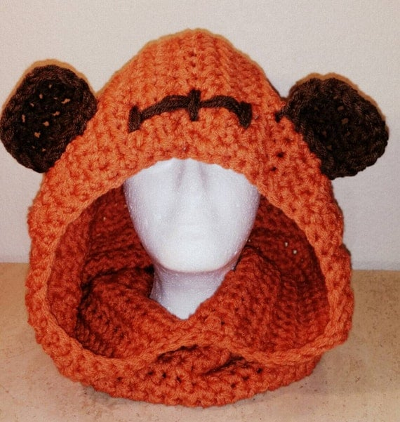Ewok Hat: Ewok Character Hat