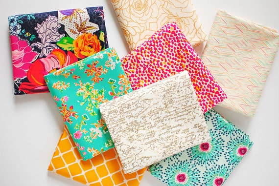 Priory Square Fabric Bundle at www.shopstitcherie.com