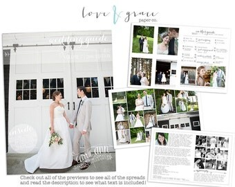 Wedding Magazine-Wedding Guide- Photographer Resource- INSTANT DOWNLOAD