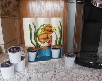 FIsh Aquarium K-cup Holder