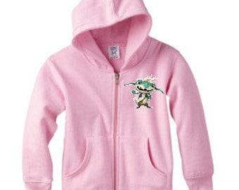 Custom Wallykazam Bobgoblin jacket