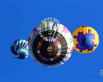 Picture of Hot Air Balloons