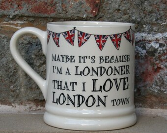 London mug (choice of designs)