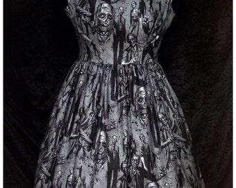 Alternative 'Zombie' Dress