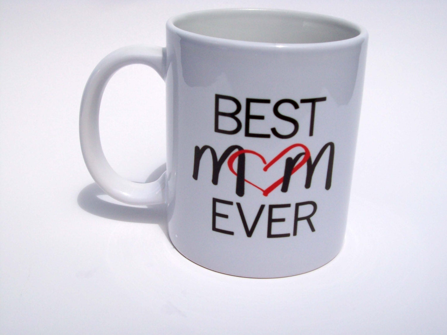 Best Mom Ever Coffee Mug Mothers Day Mug Gift By
