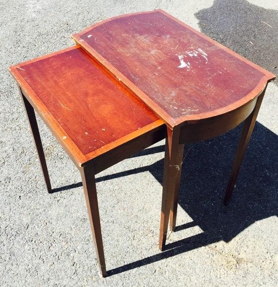 Vintage nesting tables
