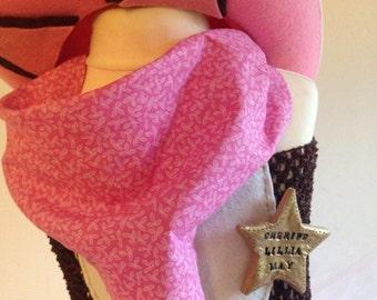 Cowgirl tutu, sheriff costume