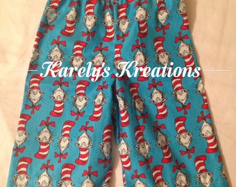 Dr Seuss inspired Pants
