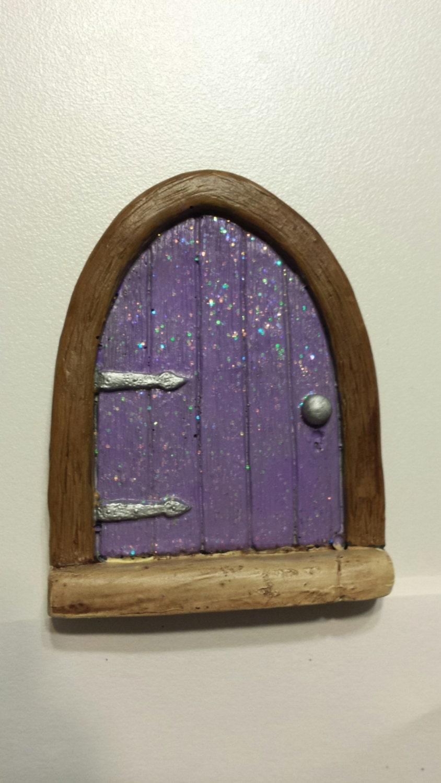 Princess fairy door for fairy gardens for Princess fairy door