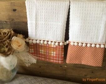 Kitchen Towel -  Toalhas para cozinha - set of 2 pieces