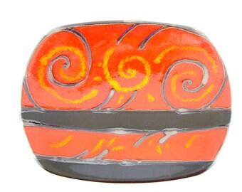 Pottery Large Platter, Ceramic Serving Platter, fruit bowl, serving bowl, Centerpiece,  fruit plate, Serving Platter, Decorative plate,