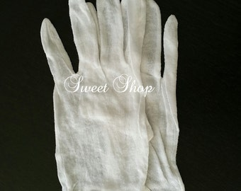 Chocolate Handling Gloves