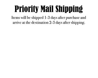 Priority Mail Shipping Skivvies Apparel